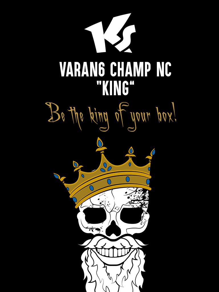 CYL Varan6 Champ King Matchoutfit