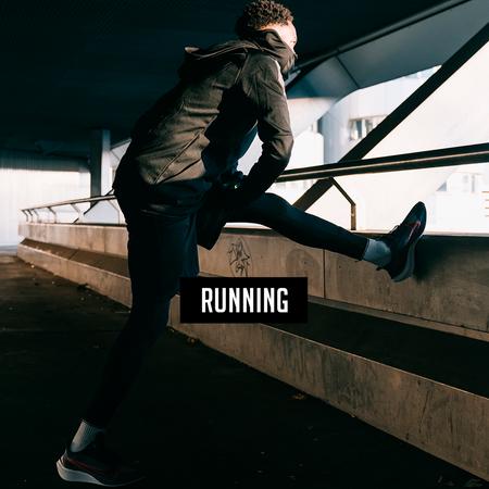 Sekce běhání