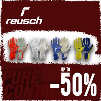 reusch Pure Contact Sale