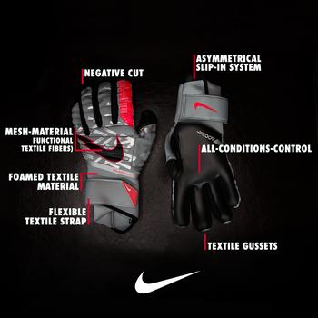 NIKE Phantom goalkeeper gloves