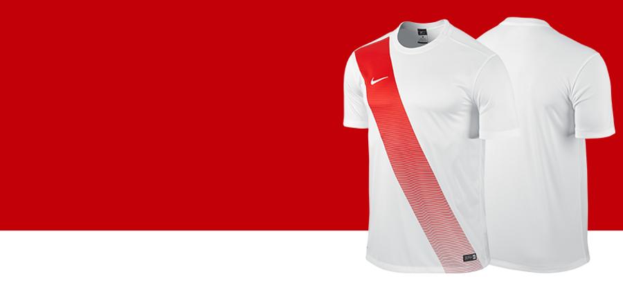 Nike Sash GK-Jersey (white)