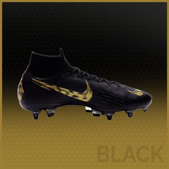 Black Lux Mercurial