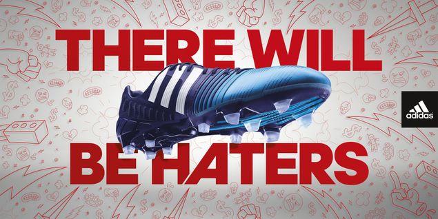 Adidas Nitrocharge #therewillbehaters