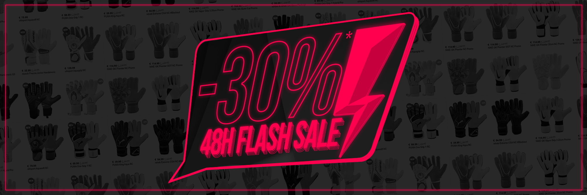 30% Flash Sale