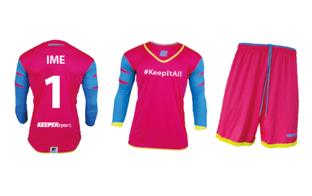 KEEPERbattle Goalkeeper Set
