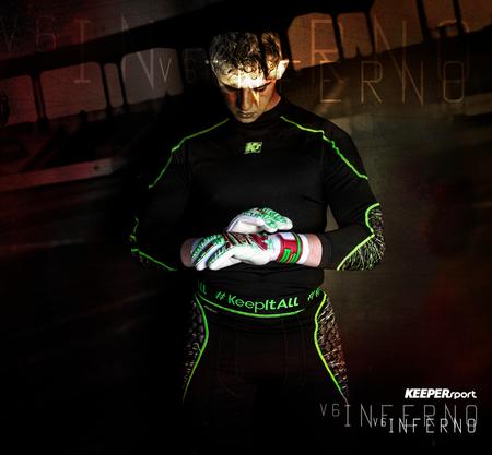 V6Inferno - Handschuhe und Underwear