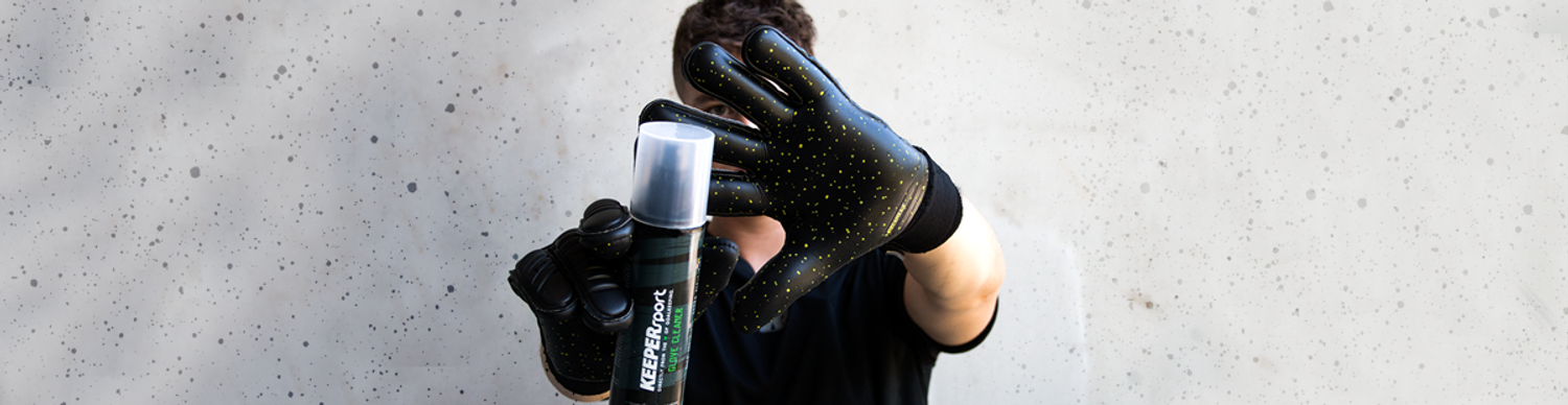 KEEPERsport Glove Cleaner / Aqua Glue Pack
