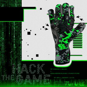 Hacked Future Handschuhe