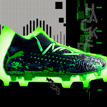 Hacked Future Schuhe
