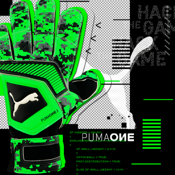 Hacked One Handschuhe