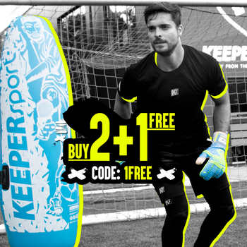 KEEPERsport 2+1 Aktion