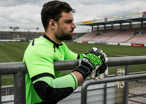 KEEPERsport, #GreenSignal, rukavice, brankársky textil