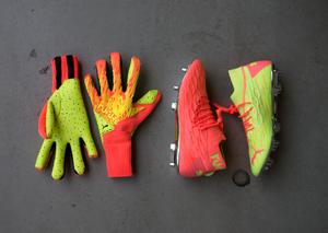 KEEPERsport, goalkeeper gloves, football boots