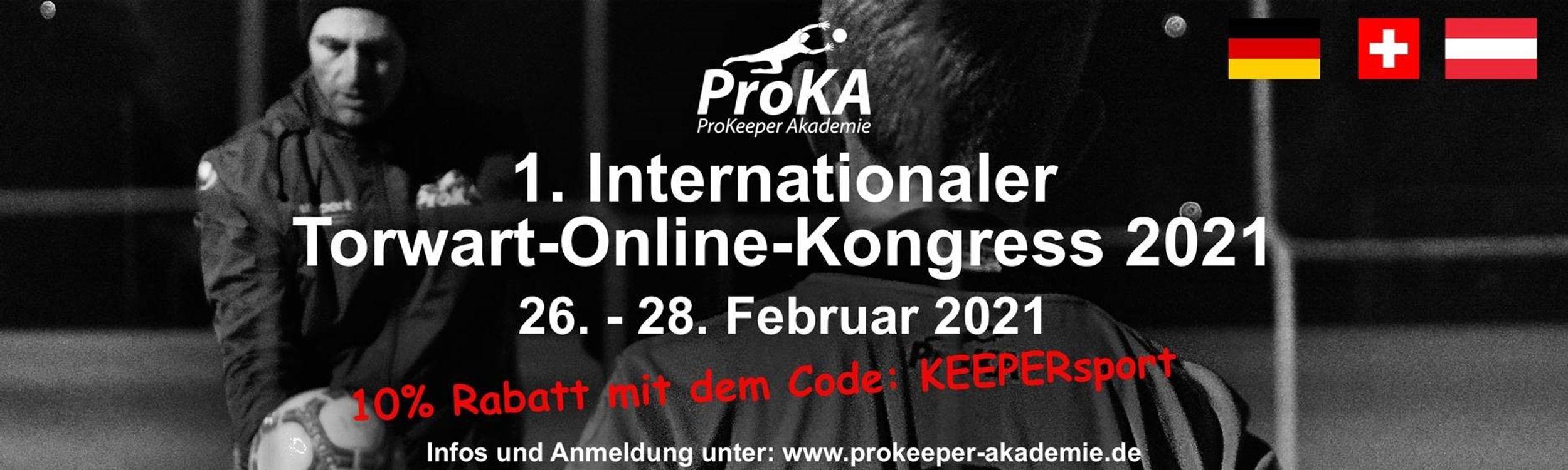 Internationaler Torwart Kongress