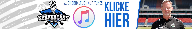 KEEPERcast mit Jörg Sievers
