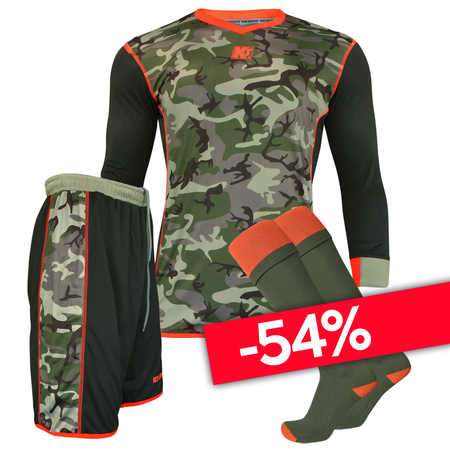 Completo Keepersport a solo 49,95€
