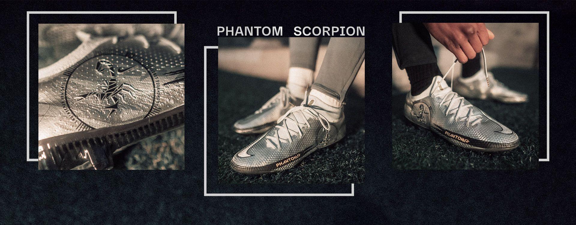 nike scorpion