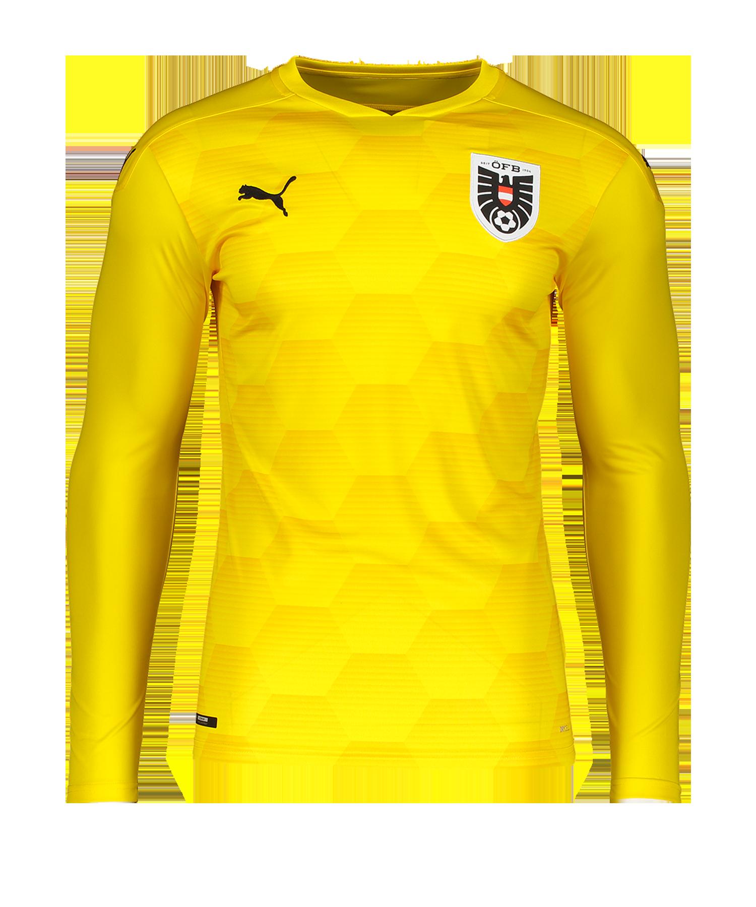 PUMA Österreich GK-Shirt EM 2021