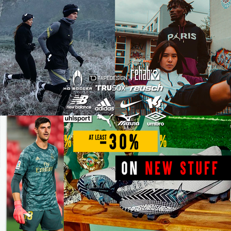 keepersport -50% altro -30%