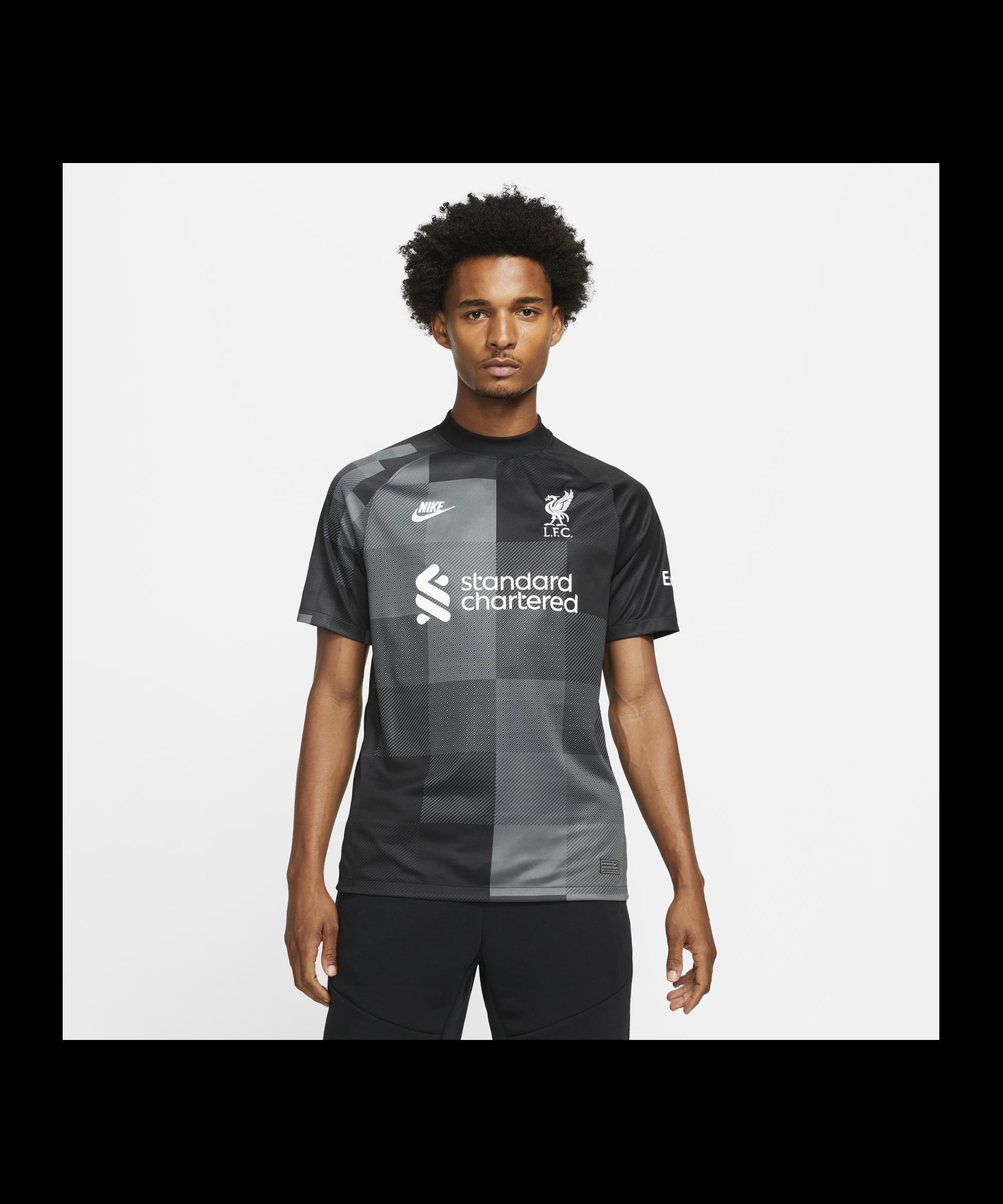 Nike FC Liverpool GK-Shirt 2021/2022